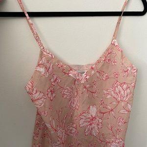 GINIA silk cotton Cami